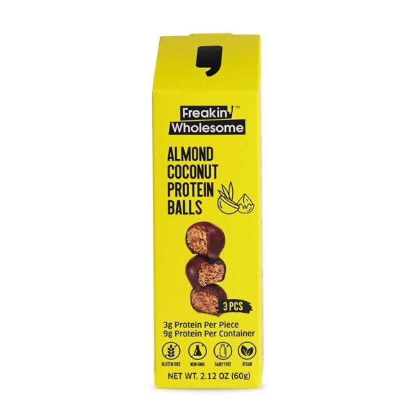 almond energy balls