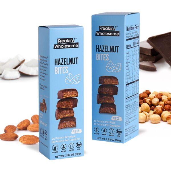 flavored hazelnut