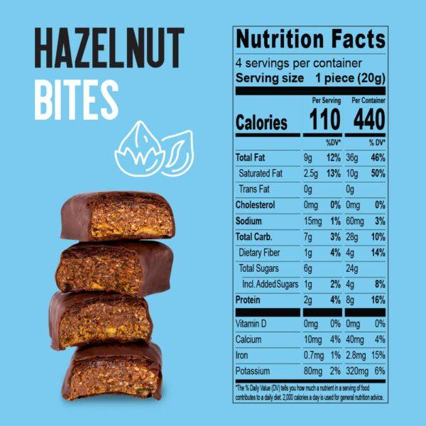 healthy nut bites
