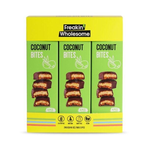 coconut bites snacks